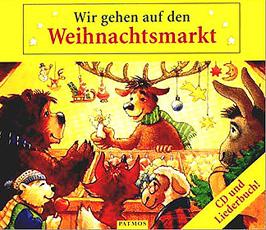 Wir gehen auf den Weihnachtsmarkt...