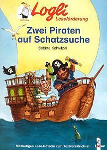 Zwei Piraten auf Schatzsuche, Leselogli