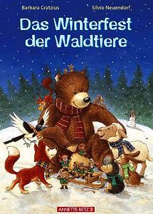 Das Winterfest der Waldtiere...
