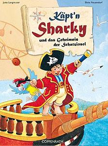 Käpt'n Sharky und das Geheimnis der Schatzinsel....