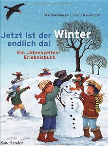 Jetzt ist der Winter endlich da...