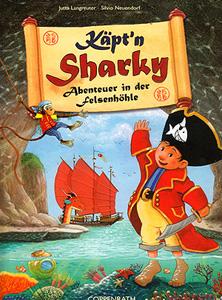 Käpt´n Sharky - Abenteuer in der Felsenhöhle....