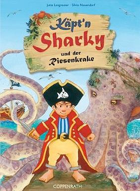 Käpt'n Sharky und der Riesenkrake