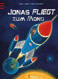 Jonas fliegt zum Mond...