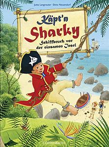 Käpt'n Sharky - Schiffbruch vor der einsamen Insel...