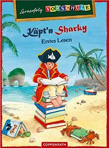 Käpt'n Sharky - Erstes lesen...
