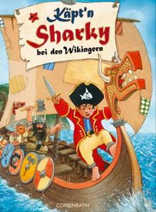Käpt'n Sharky bei den Wikingern...