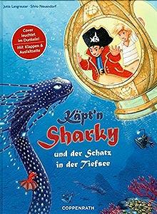 Käpt'n Sharky und der Schatz in der Tiefsee 2017