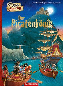 Käpt´n Sharky - Der Piratenkönig...
