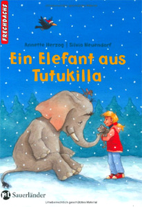 Ein Elefant aus Tutukilla...