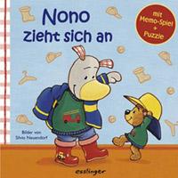 Nono zieht sich an...